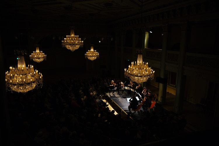 Festkonsert og lansering av sesongprogrammet 2019/20 for Oslo Quartet Series