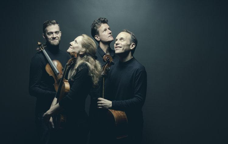 Oslo Quartet Series: Sesongåpning med St. Lawrence String Quartet