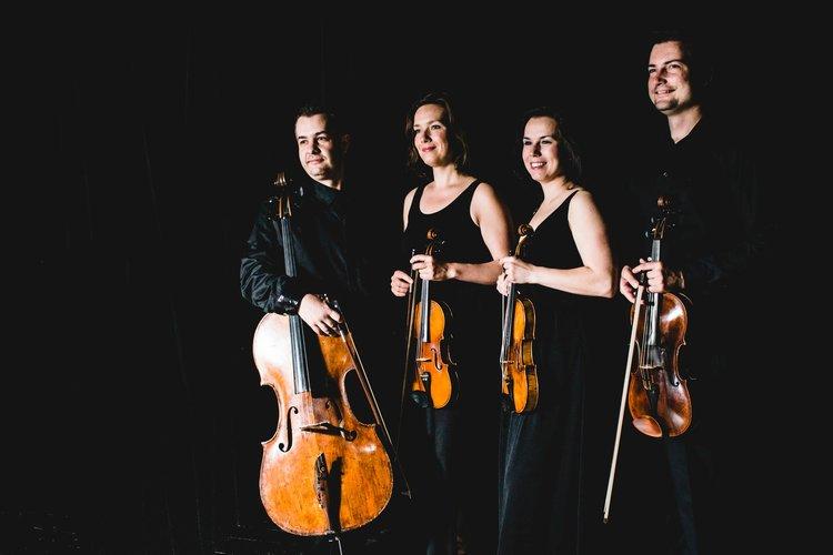 Det Norske Blåseensemble, Oslo Quartet Series og Christian Grøvlen